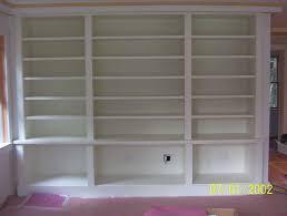 how to paint built in bookshelves custom library and custom library design custommade com