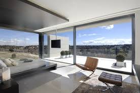 house plans with big windows house with big windows and swimming pool madrid spain houses