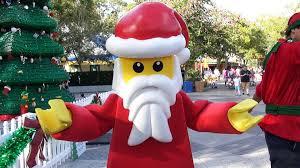 legoland florida christmas bricktacular highlights with lego santa