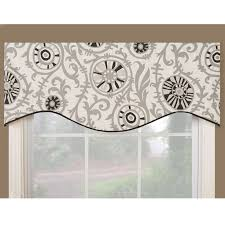Wide Rod Valances Valences Back To Post Valances Ideas For Kitchen Windows Poh