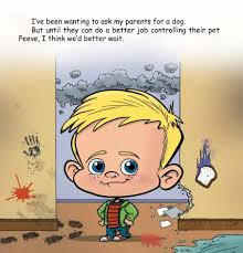 children u0027s book offers hilarious take on a kid u0027s view of parents