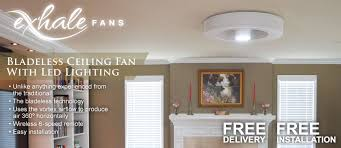 exhale bladeless ceiling fan brilliant interior and exterior designs on exhale bladeless ceiling