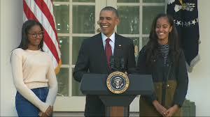 thanksgiving turkey pardon obama jokes his way through annual turkey pardon politico