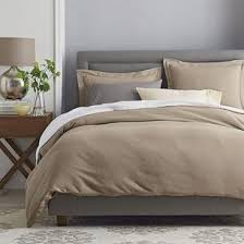 legends 6 oz luxury solid sateen flannel duvet cover the