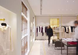 In Store Curtains Oma Drapes Wooden Curtains In Maison Ullens Flagship Store