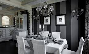 dining room wondrous acceptable modern black dining room