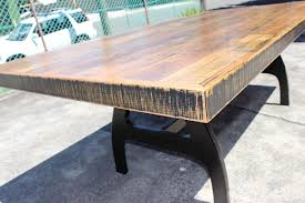reclaimed timber dining tables wildwood designs