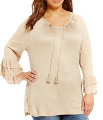 Dillards Plus Size Clothing Reba Women U0027s Plus Size Clothing Dillards