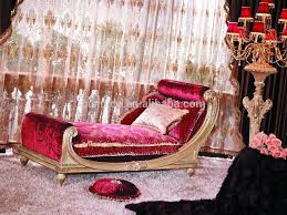 Living Room Chaise Lounge Chair Luxury French Style Living Room Chaise Lounge Elegant Queen Pink
