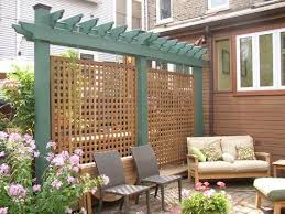 Backyards Cozy Neat Small Backyard Patio 24 My Plans Bird Feeder by Best 25 Patio Fence Ideas On Pinterest Backyard Fences Privacy