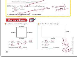 5th grade go math 9 1 formulas for area and perimeter youtube