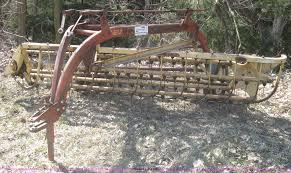 new holland 259 hay rake item i5547 sold april 23 ag eq