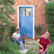 How To Install An Exterior Door Frame Best Front Door Colors For Brick Homes Exterior Door