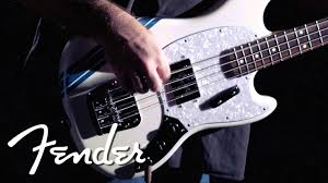 pawn shop mustang bass fender pawn shop mustang bass demo fender