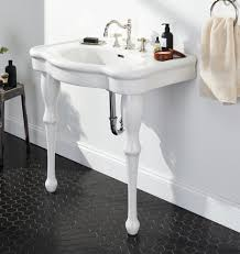 pedestal sink with legs sink sink victorian console sinks consoles and unusualestal with