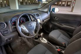nissan tiida interior 2015 2014 nissan versa note first drive automobile magazine