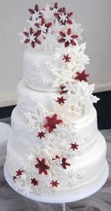 christmas wedding cakes winter christmas wedding cake oosile