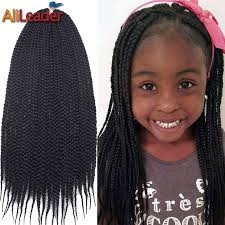 medium size packaged pre twisted hair for crochet braids cute crochet box braids for kids 22roots pack senegalese twist