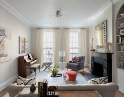 brooklyn row home interior google search living room