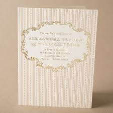 wedding program wording etiquette wording and etiquette ideas for wedding programs from figura