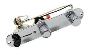 920d custom shop fender telecaster 4 way baja control plate w s1