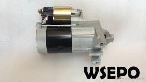 2018 oem quality electric start motor starter fits for predator