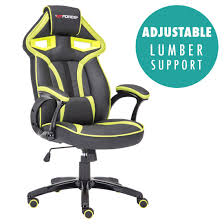 Leather Gaming Chairs Gtforce Roadster 1 Sport Racing Car Office Gaming Chair Leather