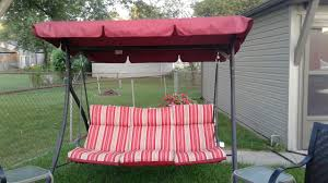 Garden Winds Replacement Swing Canopy by Universal Replacement Swing Canopy Extra Large Garden Winds