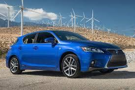 reviews of lexus ct 200h 2016 lexus ct 200h car review autotrader