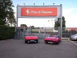 ferrari factory triumph tr7 v8 joins ferrari owners club for newcastle to monza