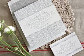 wedding invitations queensland vintage