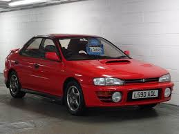 used subaru impreza wrx cars for sale with pistonheads