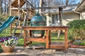 thanksgiving turkey big green egg new big green egg table carson matthews blog