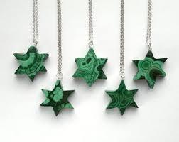 malachite jewelry etsy