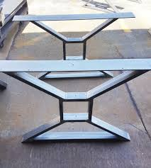 heavy duty table legs modern dining table x legs model tts09 heavy duty metal legs