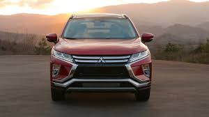 mitsubishi sports car 2018 2018 mitsubishi eclipse cross revealed chasing cars