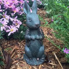 rabbit garden rabbit garden statue the beatrix potter