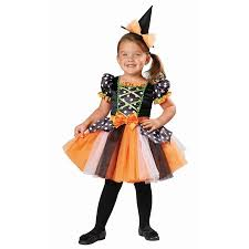 Candy Corn Halloween Costume Whimsical Witch Toddler Halloween Costume Walmart