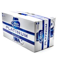 bud light platinum price bud light platinum 12oz slim can 18 pack beer wine and
