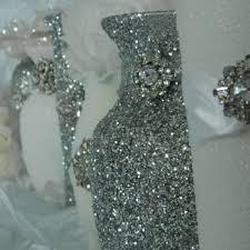 silver centerpieces shop winter centerpiece on wanelo