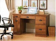 office computer desk home furniture table laptop workstation black