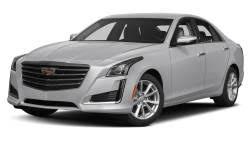is a cadillac cts rear wheel drive 2017 cadillac cts information