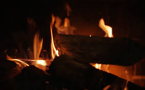 fireplace in motion stovers