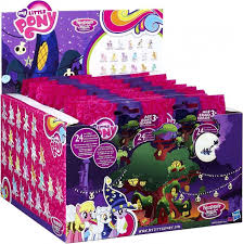 My Little Pony Blind Bags Box Little Pony Blind Bags Friendship Is Magic Full Box Of 12 Figures