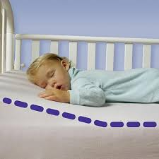 Dexbaby Safe Sleeper Convertible Crib Bed Rail White by Dex Baby Safe Lift Universal Crib Wedge Cushion Toys