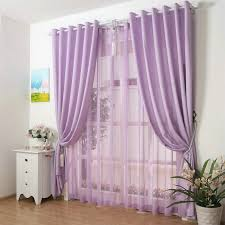 Burgundy Living Room Curtains New Arrival Solid Color Curtains For Living Room Plain Curtains