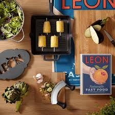 buy leon large oak chopping board john lewis