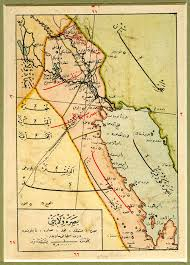 Provinces Of The Ottoman Empire Ottoman Provincial Boundaries Shiite Federalism And Energy