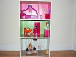 How To Make A Dollhouse Out Of A Bookcase Diy Dollhouse From A Bookcase Wilmingtonparent Com