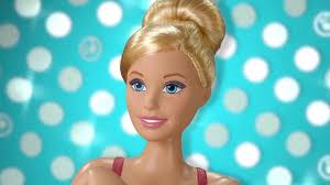barbie color crimp styling head toys